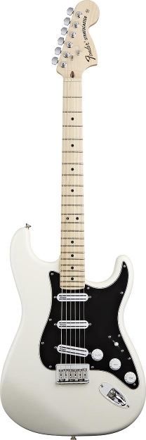 Billy Corgan Signature Stratocaster in Olympic White