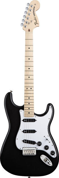 Billy Corgan Signature Stratocaster in Black