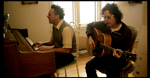 Mark Olson & Gary Louris by Steven Cohen Photography