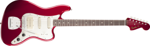Pawn Shop Bass VI 0143-700-309 in Candy Apple Red