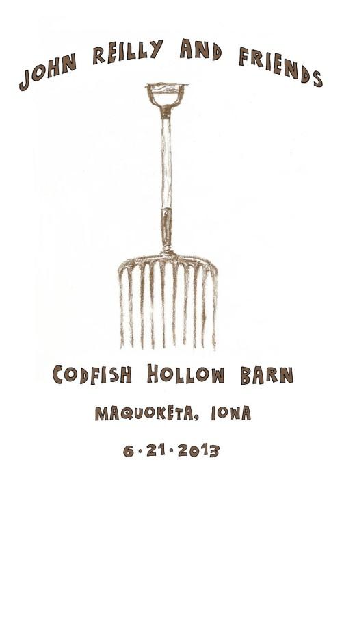 john reilly pitchfork poster
