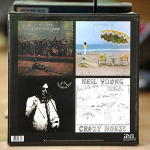 Neil Young Official Release Series 5-8 2