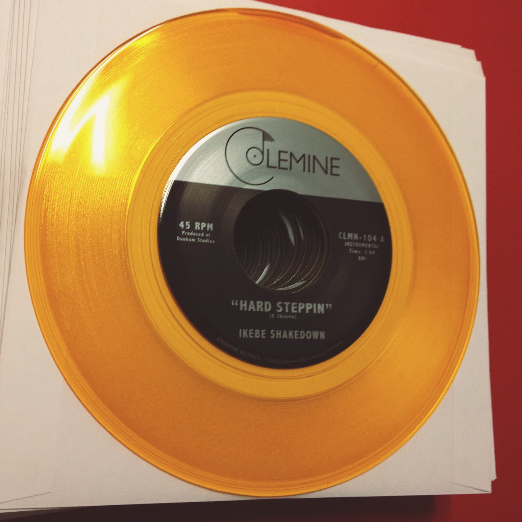 Hard Steppin RSD Reissue